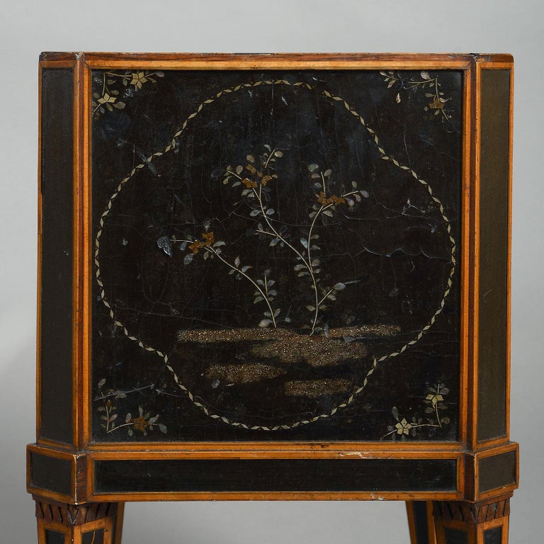 18th Century Dutch Lacquer-Mounted Teestoof, Jardinière or Wine Cooler In Good Condition For Sale In London, GB