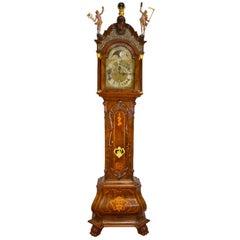 18th Century Dutch Longcase Clock