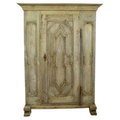 18th Century Dutch Oak Armoire, Cabinet
