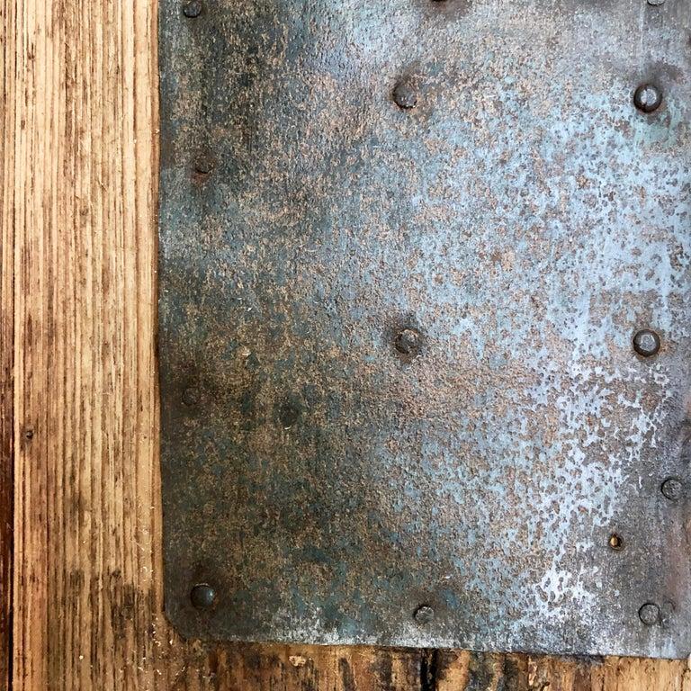 18th Century Dutch Oak Bleached Cabinet For Sale 5