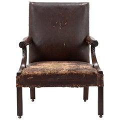 18. Jahrhundert English Gainsborough Sessel