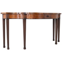 18th Century English Mahogany Serving Table