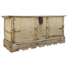 18th Century English Trunk
