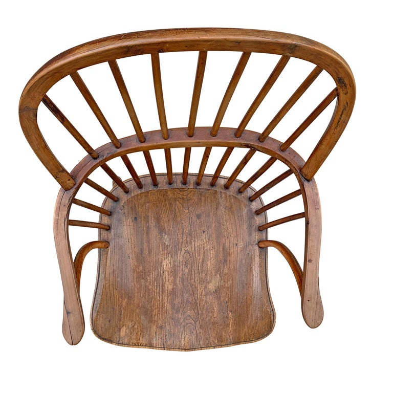 18th Century English Windsor Chair For Sale 1