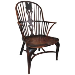 18th Century English Windsor Side Chair