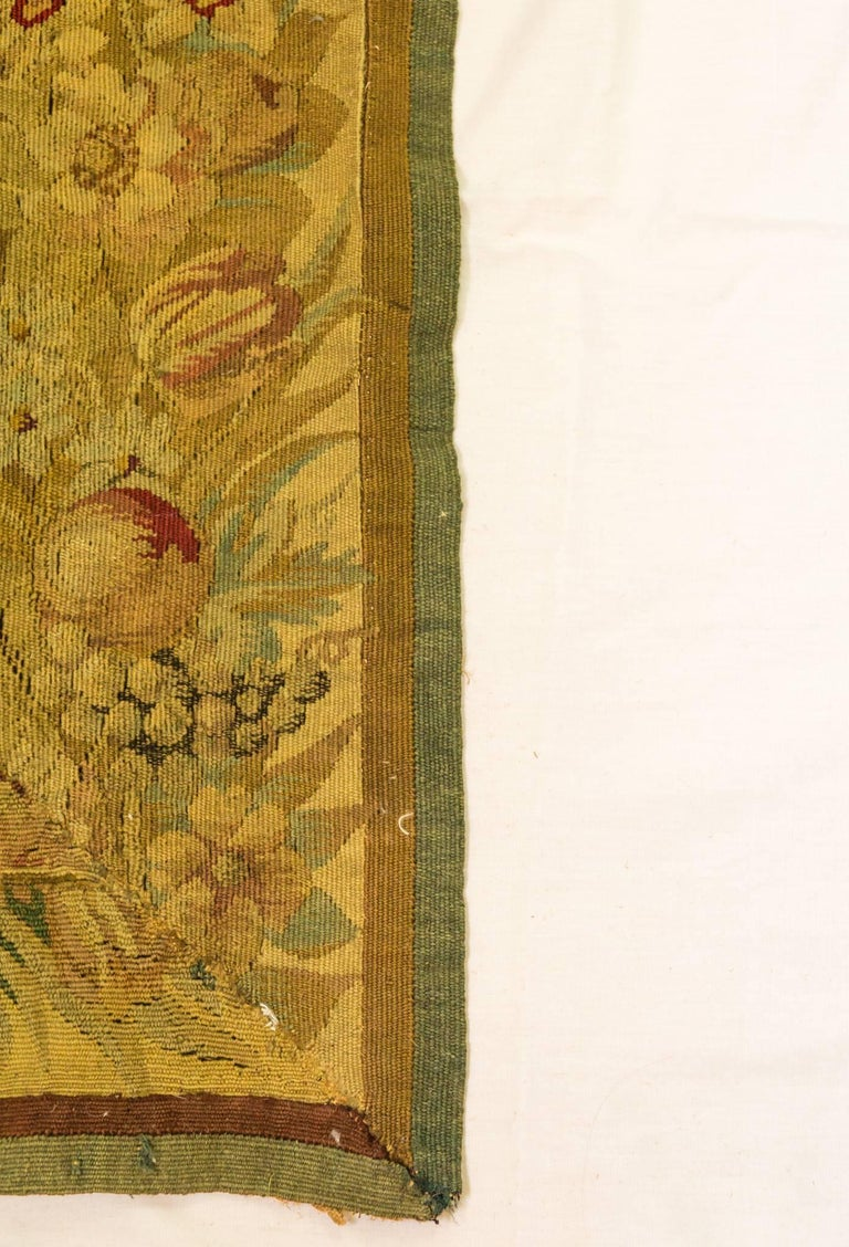 18th Century Flemish Tapestry For Sale 4