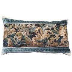 Maison Maison 18th Century Flemish Tapestry Pillow