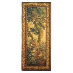 18th Century Flemish Verdure Tapestry