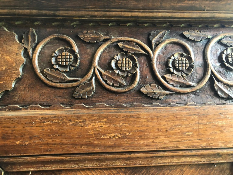 18th Century French Armoire For Sale 5