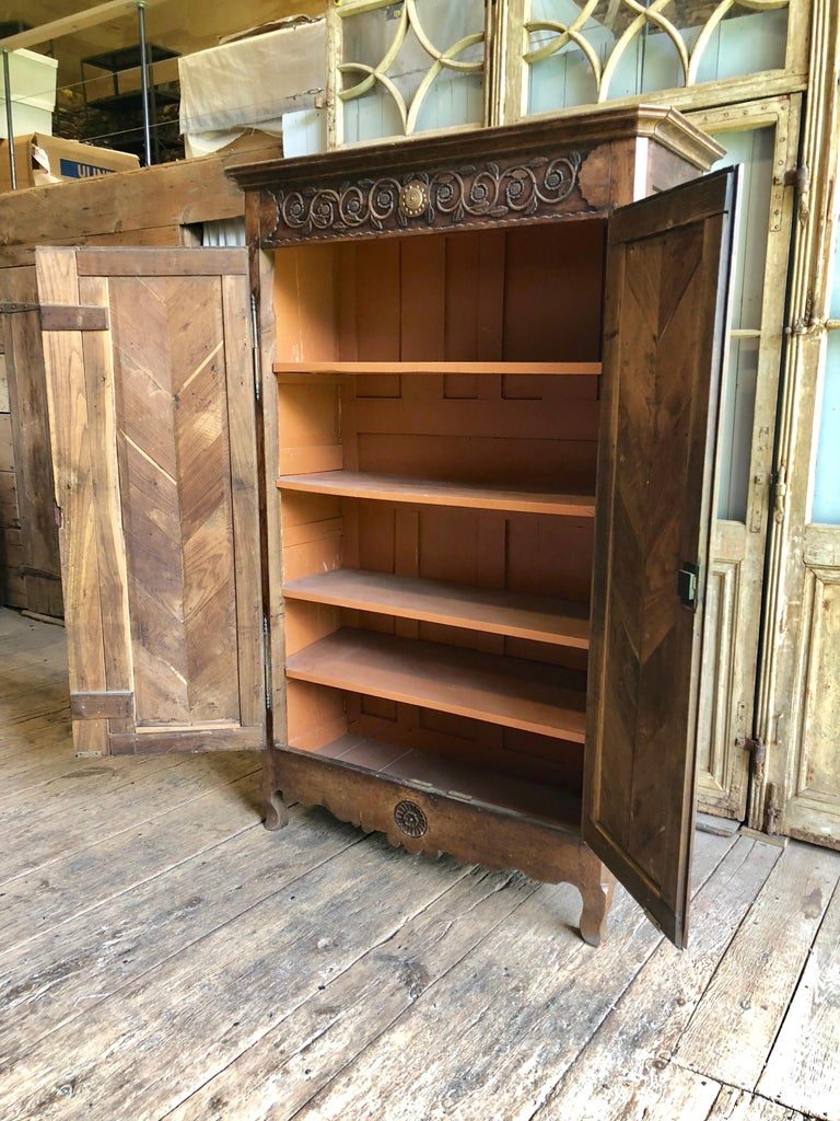 18th Century French Armoire For Sale 10