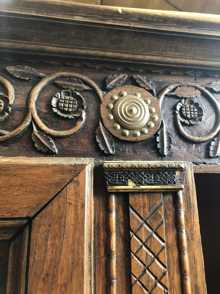 18th Century French Armoire For Sale 13