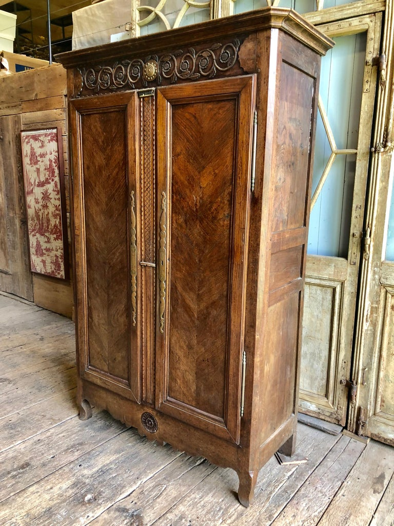 18th Century French Armoire For Sale 2