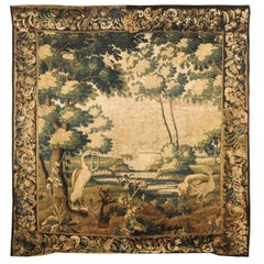 18th Century French Aubusson Tapestry
