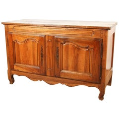 18th Century French Baroque Provincial Sideboard