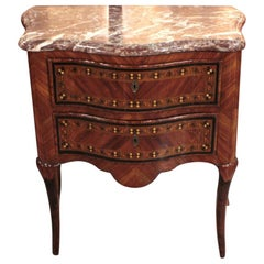 18th Century French Bedside Table