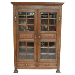 18th Century French Bookcase made of Oak