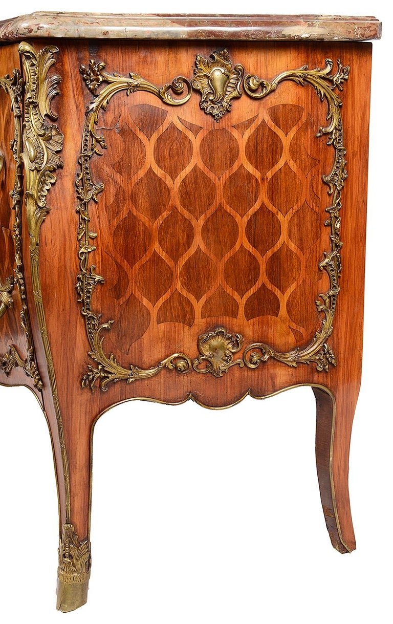 18th Century and Earlier 18th Century French Commode For Sale