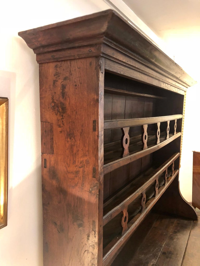 18th Century French Country Cupboard For Sale 5