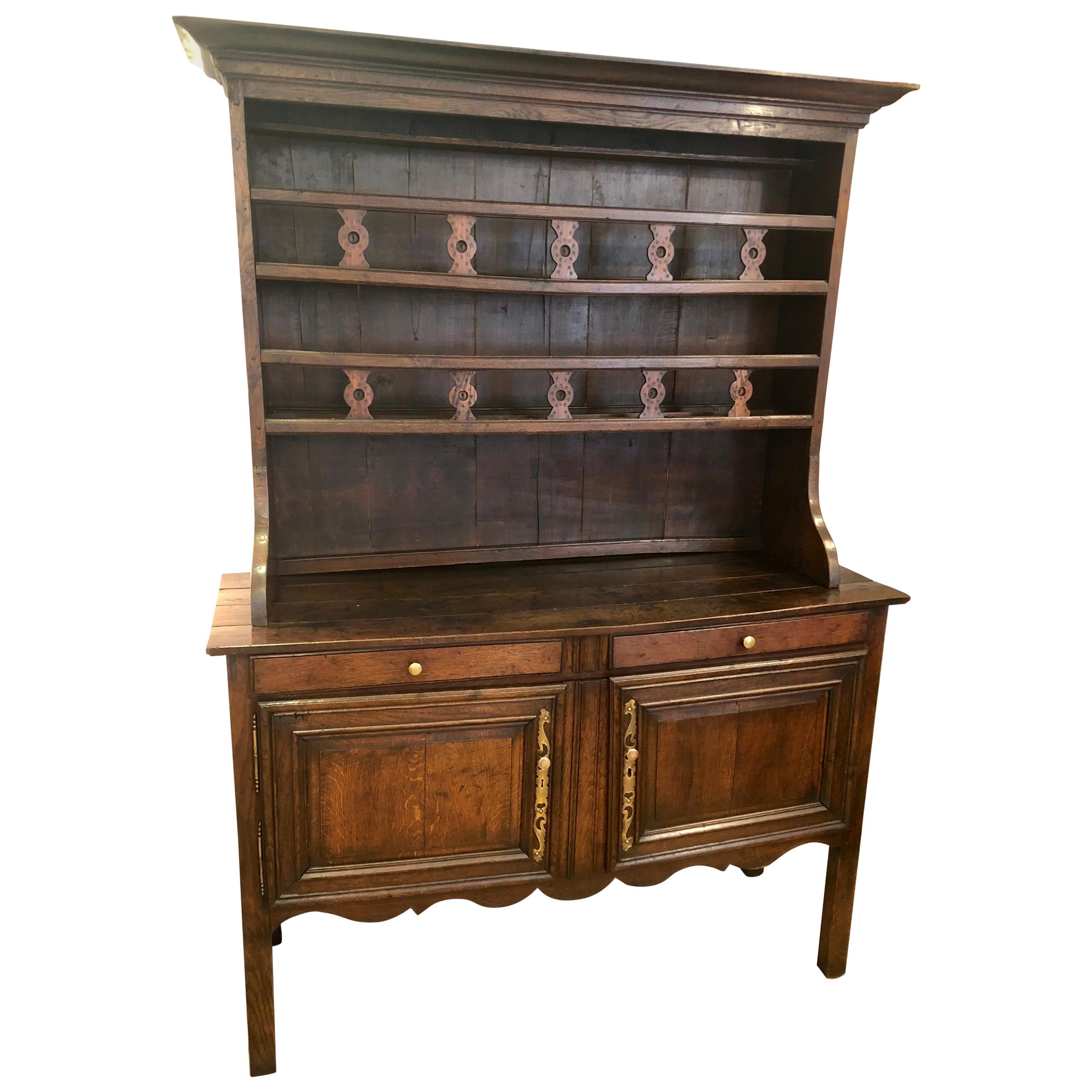 18th Century French Country Cupboard