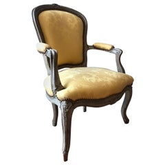 18th Century French Fauteuil