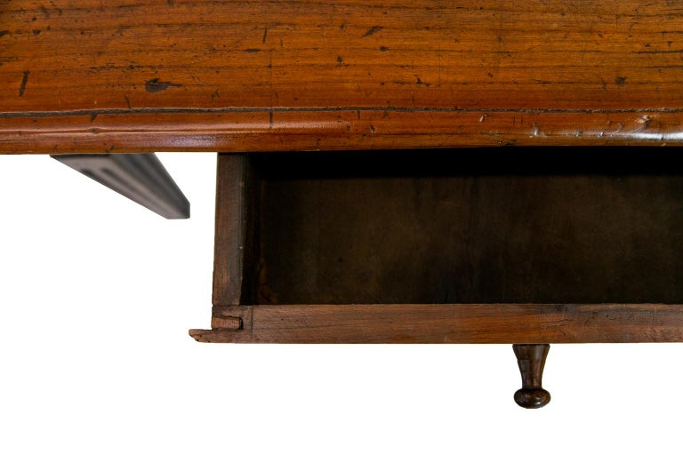 18th Century French Fruitwood Work Table For Sale 1