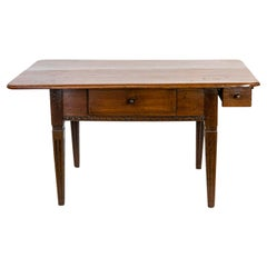 18th Century French Fruitwood Work Table