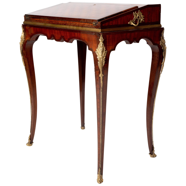 18th Century French Ladies Writing Desk