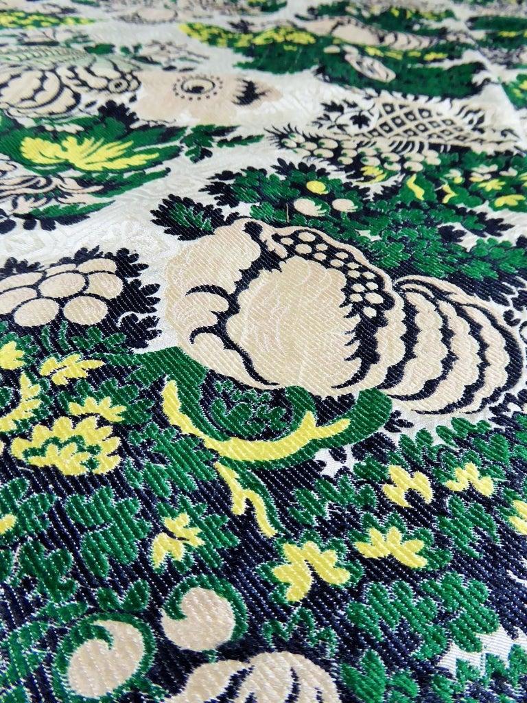 18th century French Lampas Silk - Bizarre Style - Circa 1730/1760 3