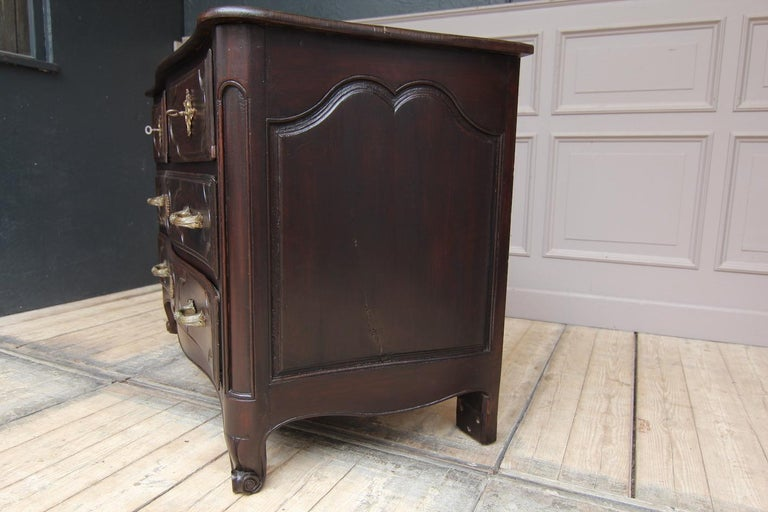 18th Century French Louis XIV Chest of Drawers, JME H. Hansen For Sale 10