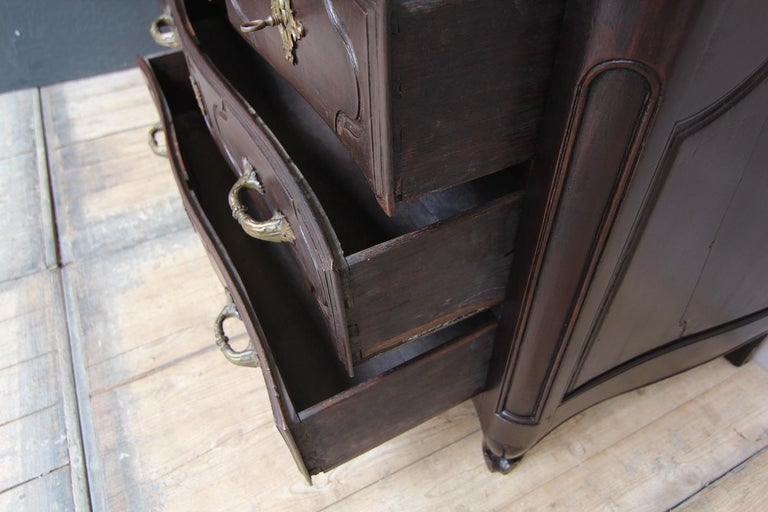 18th Century French Louis XIV Chest of Drawers, JME H. Hansen For Sale 2