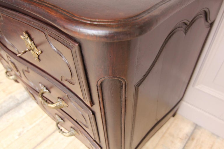 18th Century French Louis XIV Chest of Drawers, JME H. Hansen For Sale 4