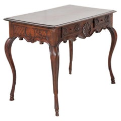 18th Century French Louis XV Period Side Table or Ladies Desk