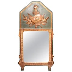 Glass Trumeau Mirrors