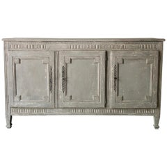 18th Century French Louis XVI Style Enfilade