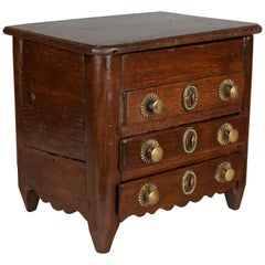 18th Century French Miniature Commode