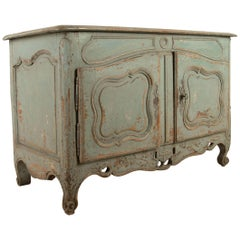 18th Century French Painted Buffet