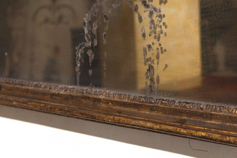 18th Century French Pair of Louis XV Mirrors For Sale 2