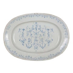18th Century French Platter