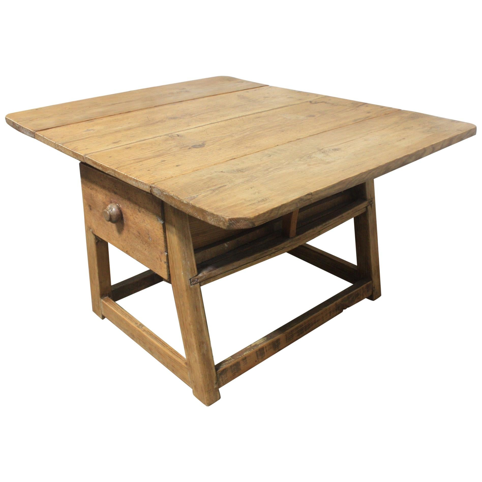 18th Century French Primitive Table