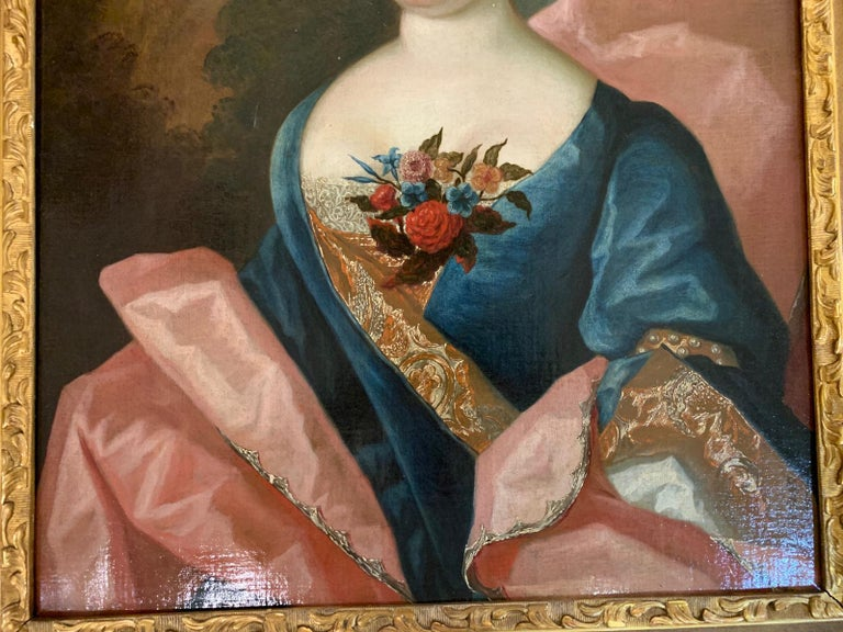 Paint 18th Century French School