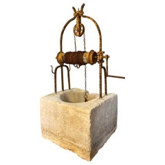 18th Century French Well