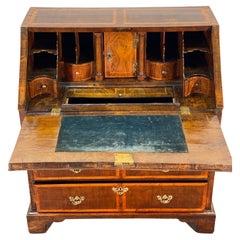 18th Century George I English Writing Bureau