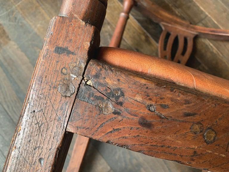 18th Century Georgian Corner Chair 4