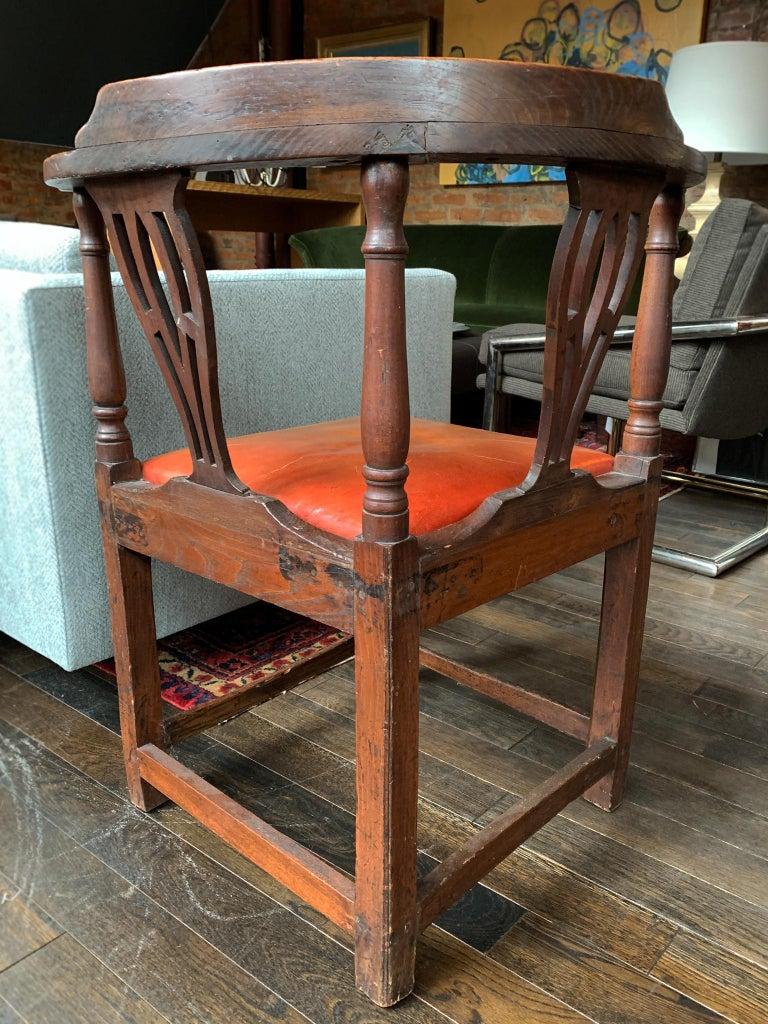 18th Century Georgian Corner Chair 6