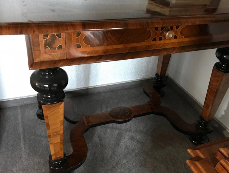 Mid-18th Century 18th Century German Baroque Table For Sale