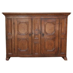 18th Century German Oak Buffet or Sideboard