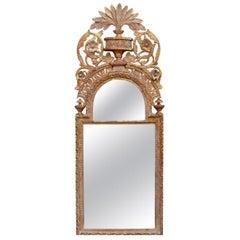 18th Century Gilded Louis XVI Mirror