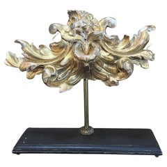 18th Century Giltwood French Architectural Remnant Decoration