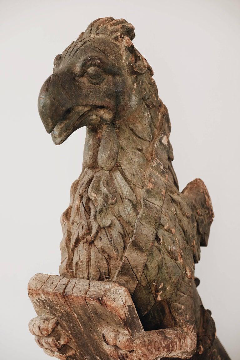 Swedish 18th Century Griffin