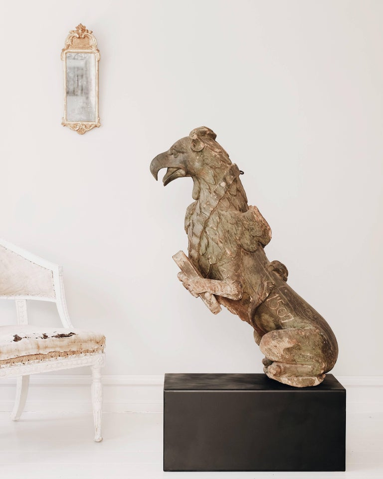 18th Century and Earlier 18th Century Griffin